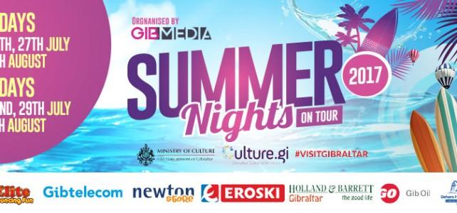 Gibraltar Summer Nights