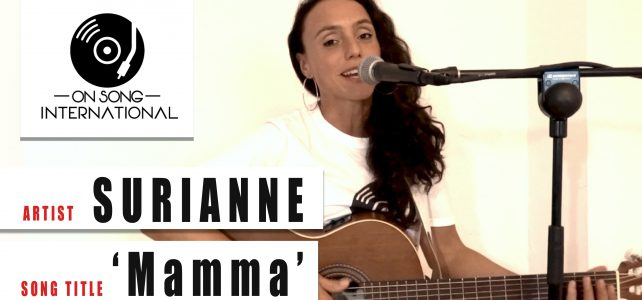 'Mamma' exclusive performance for On Song International
