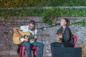 Llanito Nights, Alameda Botanical Gardens Theatre. Photo by Stephen Cumming